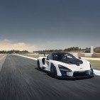 McLaren Senna Global Test Drive - Estoril - June 2018