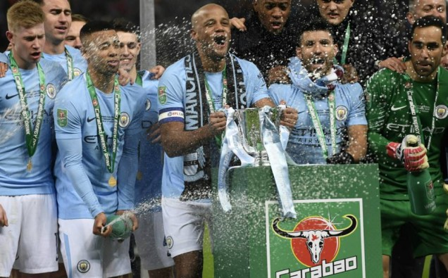 How Many Man City Won The Cup: Manchester City Stroll To Carabao Cup Final Win