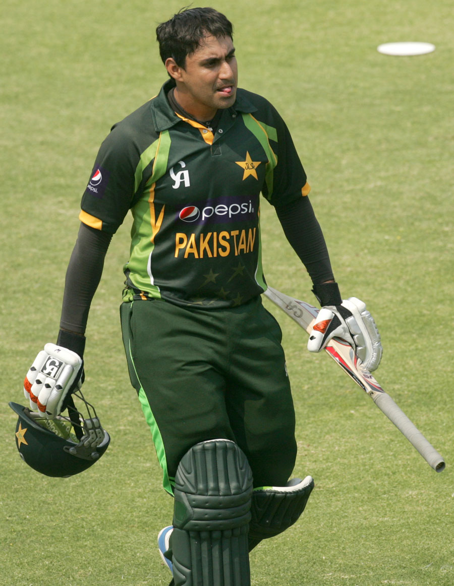 Nasir Jamshed banned for 10 year for his role in PSL spot-fixing case