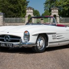 1958 Mercedes 300SL Roadster main HR
