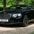 2014 Bentley Continental GT Speed main