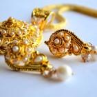 gold, jewelry