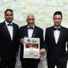 Aagrah Wins Best National Asian Restaurant Chain Award image