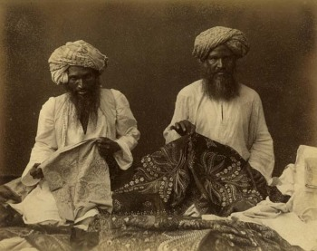 Afghan Merchants in Ceylon