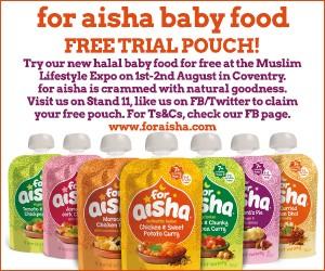Aisha Baby Pouches v2