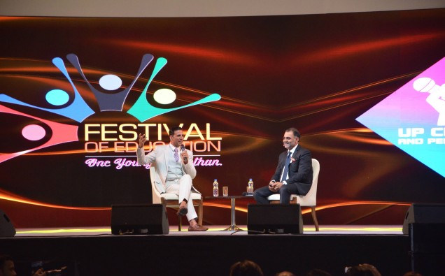 Akshay Kumar & Amreesh Chandra