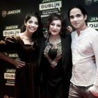 Amara Karan, Meera Syal and Reece Ritchie stars of All in Good Time at Dublin Int Film Festival.jpg