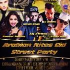 Arabian Nites Eid Street Party Poster Front