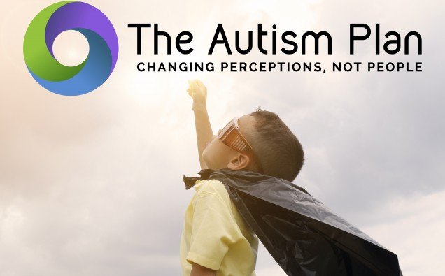 Autism Superhero Image