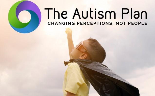 Autism superhero
