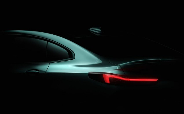 BMW new coupe