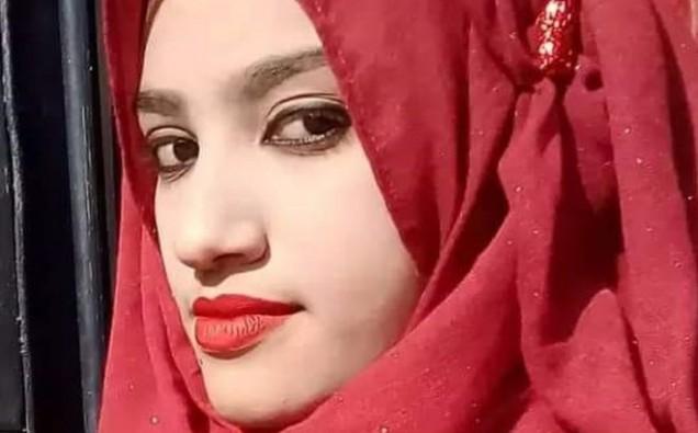 Bangladeshi Girl Burned Alive