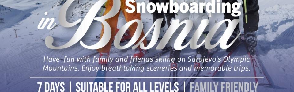 Bosnia-Skiing-Family