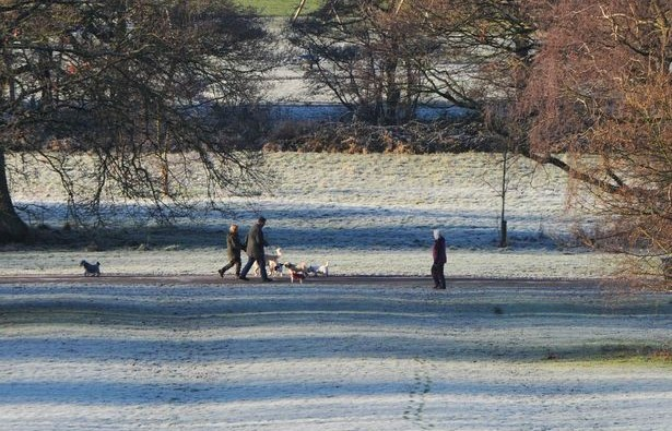 Britain set for its coldest winter for five years image