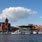 Cardiff Bay - Fast jet boat ride