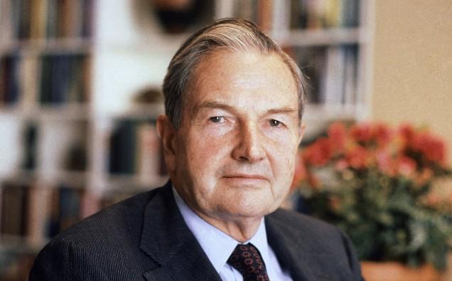 David-Rockefeller