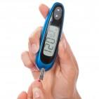Diabetes-Patient-Measuring