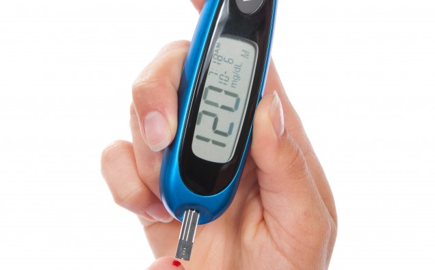 Diabetes-Patient-Measuring
