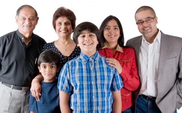 FamilyPosing