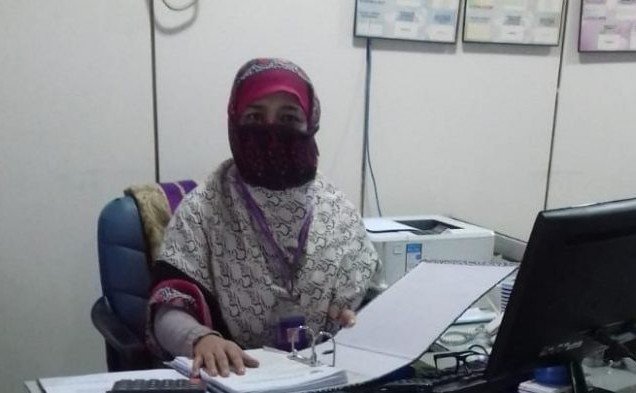 Farzana Yasmeen KPK 2