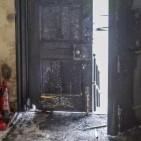 Fire at Guru Nanak Gurdwara image