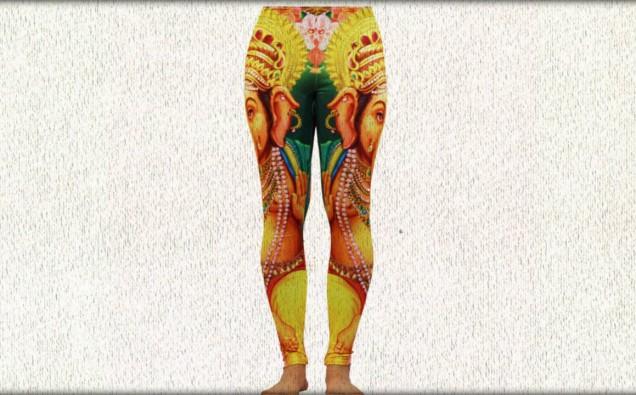 Ganesh_Legging