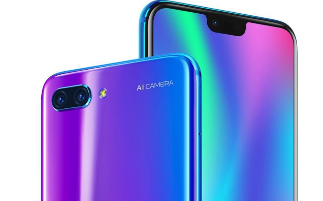 Honor 10 Sold over 1 Million Units Globally image