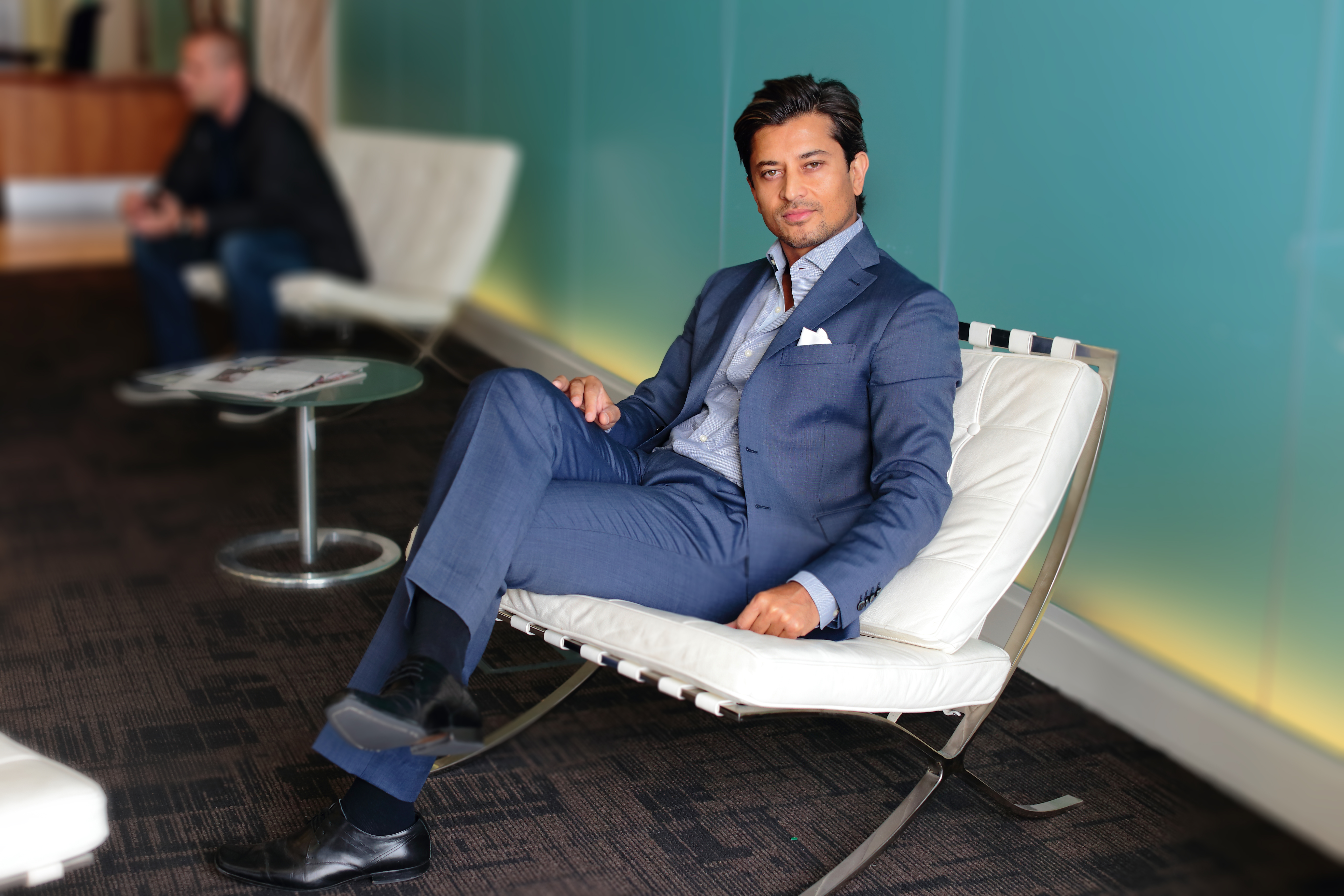Syed Ahmed- Get blown away by his business