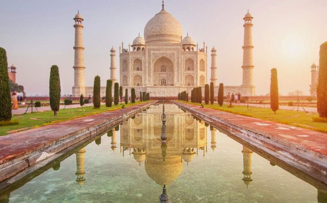 India top 5 monuments image