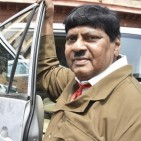 Indian MP dresses as Adolf Hitler image