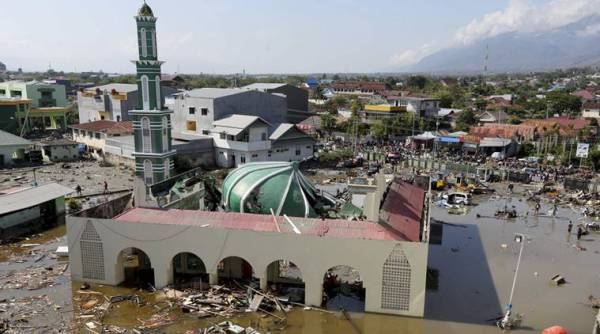 Indonesia Cost of Disasters