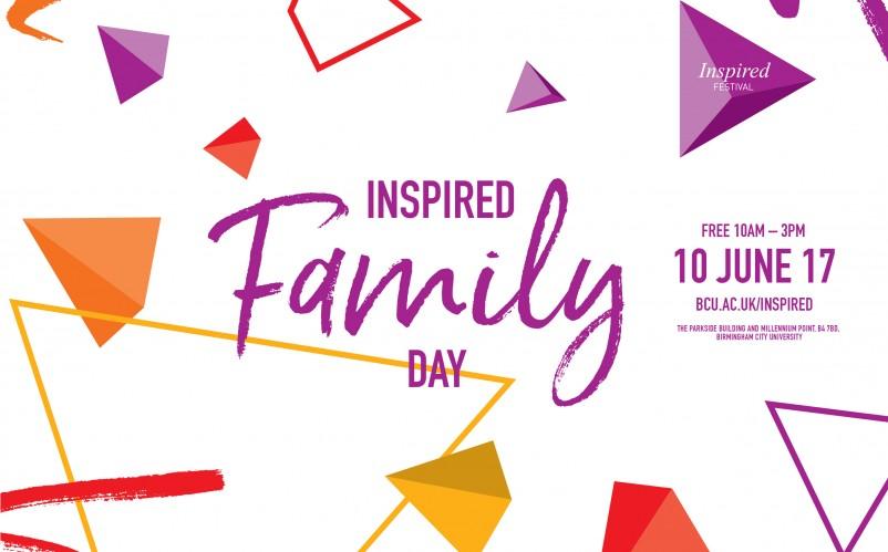 A5 Family Day Postcard x1