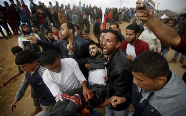 Israel – Palestine War image