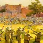 JallianWala Bagh Painting