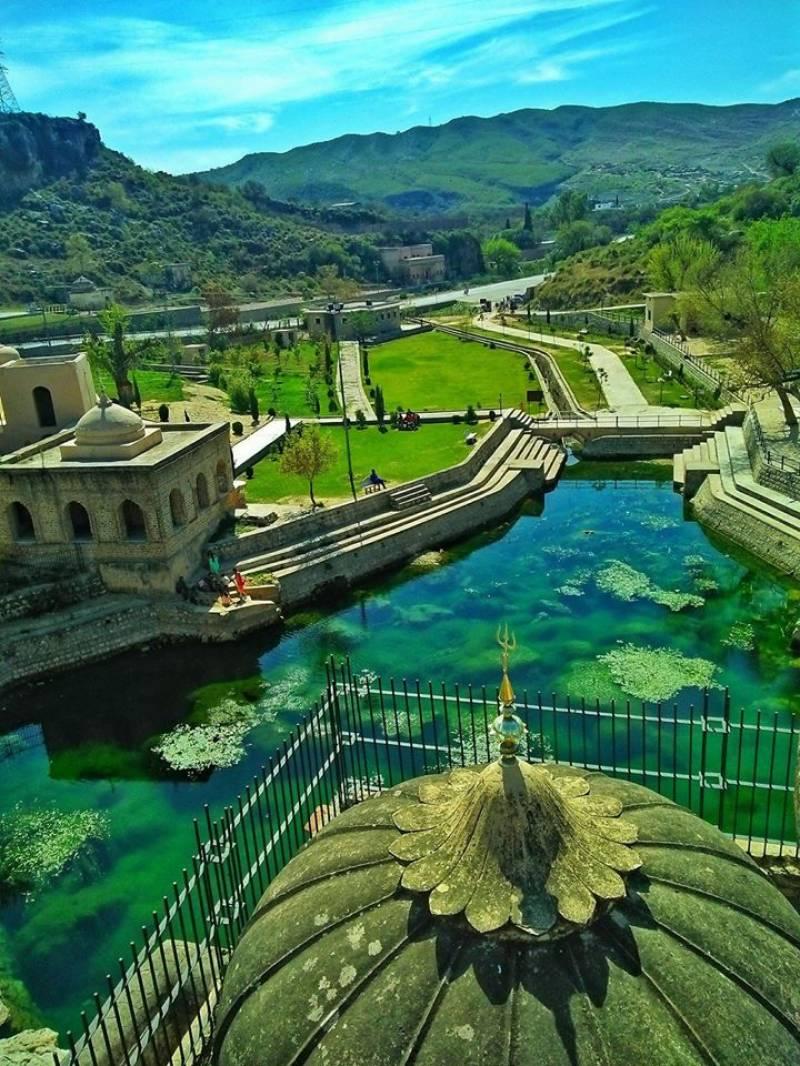 Katas_Raj_temples 1