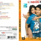 London Paris New York - Album Sleeve (rough)