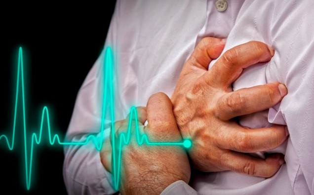 Lung and heart disease image
