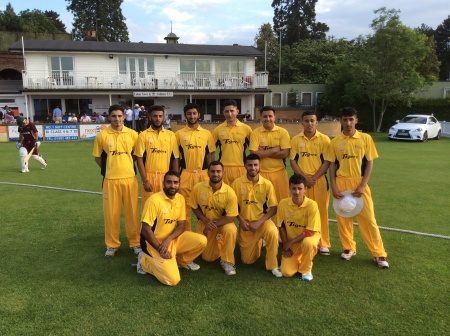 Luton Tigers launch Inspiring image