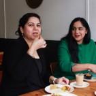 Masala Wala Café, Saima Thompson