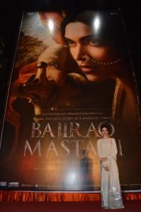 Mastani Poster Launch