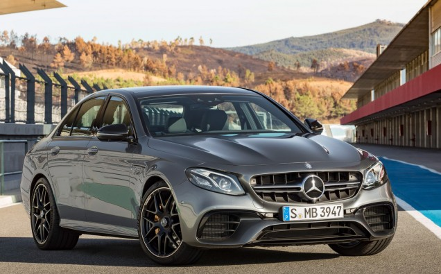 Mercedes AMG +matic