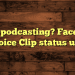 Micropodcasting