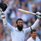 Moeen Ali is England image