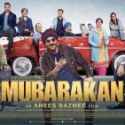Mubarakan Second Trailer Poster