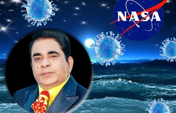NASA Dr Moosa Bin Shamsher