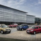 New Dacia range (3)