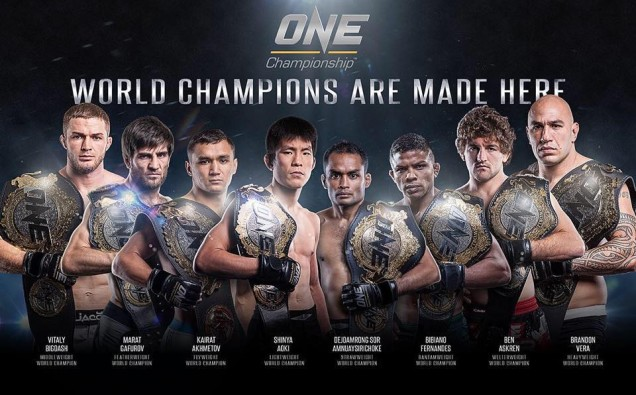 Image result for one championship
