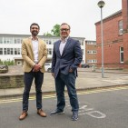 Penny Appeal's new CEO Alex Leith and Founder Adeem Younis