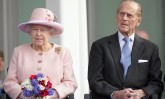 Queen Elizabeth II And Prince Philip, Duke Of Edinburgh Visit Manchester