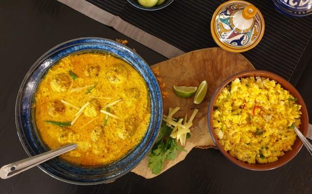 Radikal Kitchen Recipe - Kashmiri Kofte